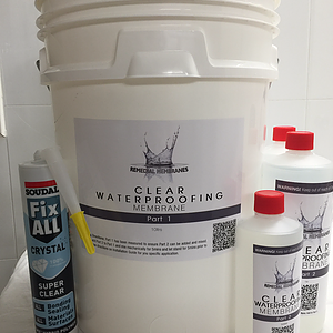 10Ltr Wallpaper Waterproofing Kit