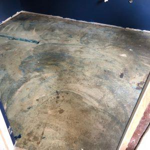 floors primed for cementitious floor leveller