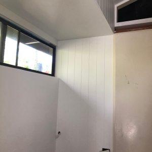 walls painted