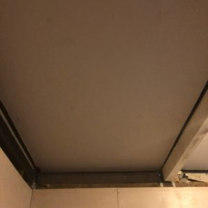 ceiling redo to provide