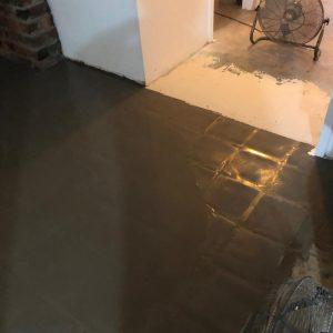 coating over terrocotta tiles